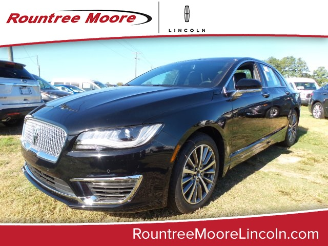 new 2017 lincoln mkz select 4d sedan in lake city r623665 morgan auto group. Black Bedroom Furniture Sets. Home Design Ideas